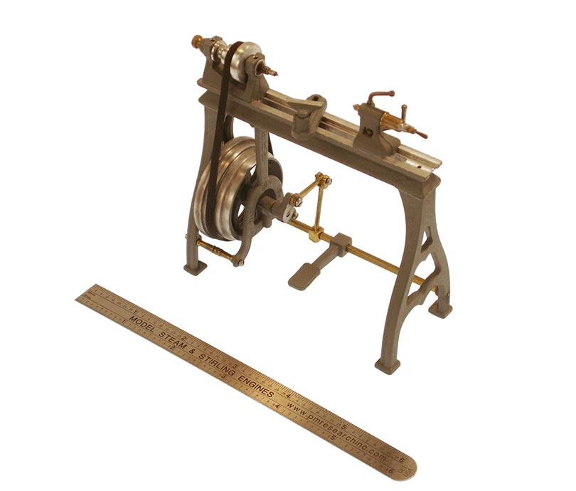 Machine Tool Wood Lathe
