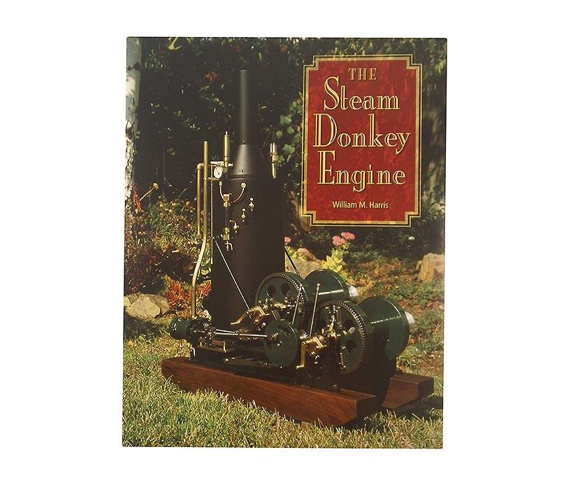 William Harris Steam Donkey Engine Book on Gas Engine Animation