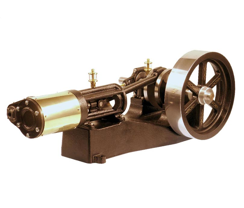how to make a working model of steam engine